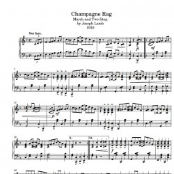 Champagne Rag (1919) -...