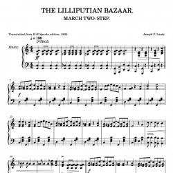 THE LILLIPUTIAN BAZAAR Rag...
