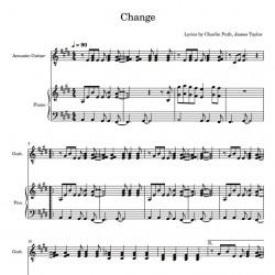 Change - Charlie Puth &...