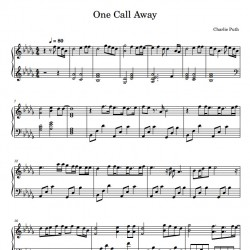 One Call Away - Charlie...