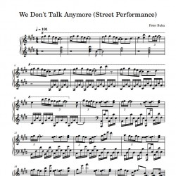 We Don't Talk Anymore...