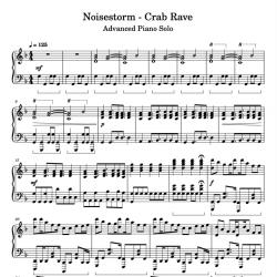Crab Rave - Noisestorm -...