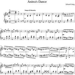Grieg : Anitra's Dance...