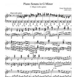 Fanny Mendelssohn : Piano...