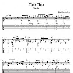 Tico-Tico no Fubá ( Guitar...