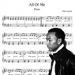 All of Me - John Legend -...