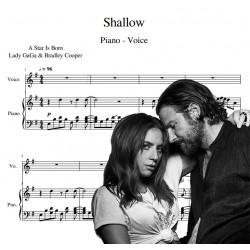 Lady Gaga, Bradley Cooper -...