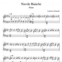 Nuvole Bianche - Ludovico...