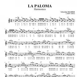 La Paloma - Sebastián...