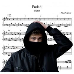 Faded - Alan Walker - Score...