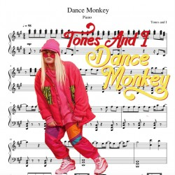 TONES AND I - DANCE MONKEY...
