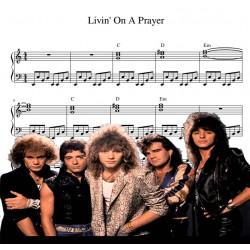 Bon Jovi - Livin' On A...
