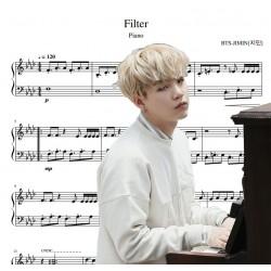 Jimin BTS - Filter - Sheets...